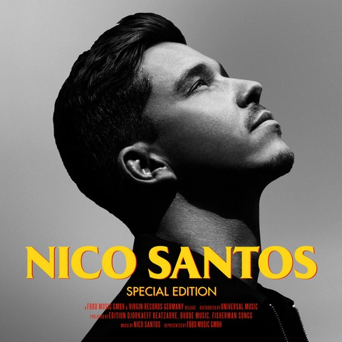 Nico Santos (Special Edition) by Nico Santos - CD - shop now at Nico Santos store