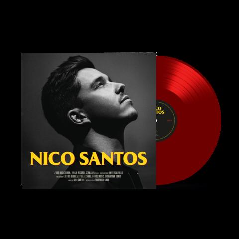 Nico Santos (Exclusive Coloured LP - Signed Edition) by Nico Santos - Coloured LP - shop now at Nico Santos store
