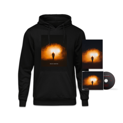 Would I Lie To You by Nico Santos - CD + Hoodie + Signed Card - shop now at Nico Santos store